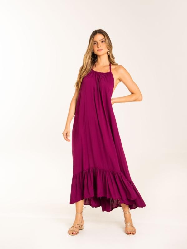 vestido me gusta uva