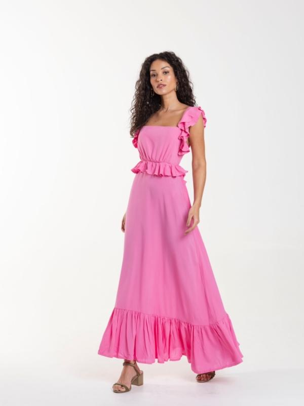Vestido Karina pink